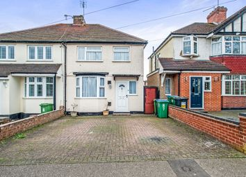 Thumbnail 3 bedroom semi-detached house for sale in North Approach, Watford