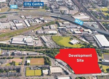 Thumbnail Land for sale in Maxwell Road, Glasgow
