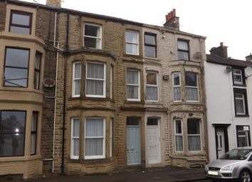 Thumbnail 1 bedroom flat for sale in Clark Street, Morecambe, Lancashire, United Kingdom