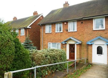 Thumbnail 3 bed semi-detached house to rent in Quinton Road West, Quinton, Birmingham