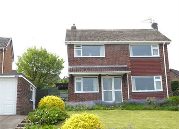 3 bed detached house for sale in Fitzosborn Close, Chepstow NP16