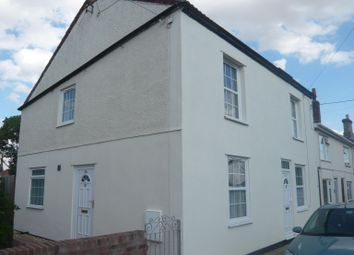Thumbnail 2 bedroom semi-detached house to rent in High Street, Billinghay, Lincoln