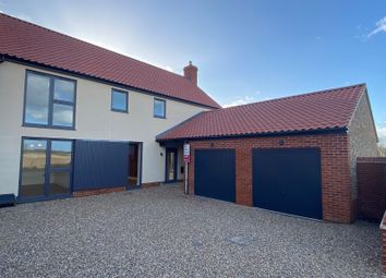 Thumbnail 4 bedroom detached house for sale in Holt Road, Plot 12, 3 Canon Marcon Way, Edgefield, Melton Constable