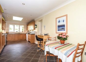 Thumbnail 5 bed detached house for sale in Knights Way, Camberley