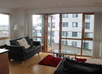 Thumbnail 2 bedroom flat to rent in Mcclintock House, Clarence Dock, Leeds, Ls1-