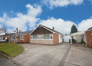 Thumbnail 3 bed detached bungalow for sale in Wayfield Close, Shirley, Solihull
