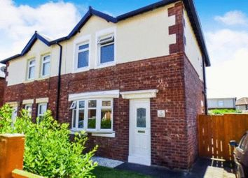 Thumbnail 3 bed semi-detached house to rent in Fourth Avenue, Morpeth