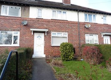 Thumbnail 2 bed terraced house to rent in Piper Crescent, Sheffield