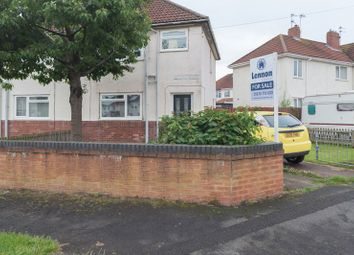 Thumbnail 3 bed semi-detached house for sale in Sixth Avenue, Blyth