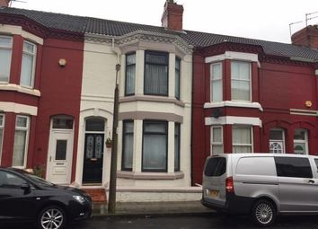 Thumbnail 3 bed terraced house for sale in Silverdale Avenue, Old Swan, Liverpool