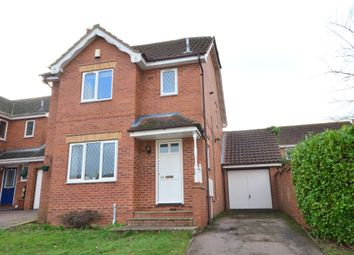 Thumbnail 3 bed detached house to rent in Hempland Close, Great Oakley, Corby