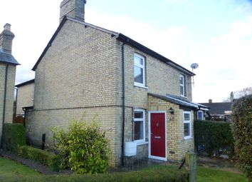 Thumbnail 4 bedroom semi-detached house for sale in Melbourn Road, Royston