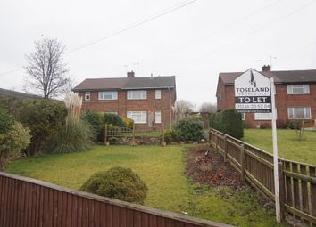 Thumbnail 2 bed semi-detached house to rent in Scarsdale Crescent, Brimington, Chesterfield
