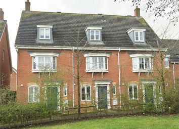 Thumbnail 3 bed terraced house for sale in Bluebell Close, Corby, Northamptonshire