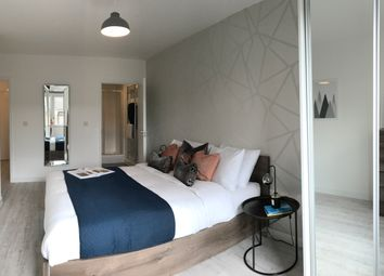 Thumbnail 2 bed flat to rent in 5 Sopwith Avenue, Walthamstow