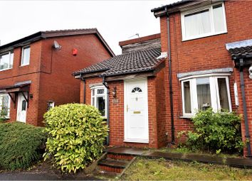 Thumbnail 1 bed semi-detached house for sale in Edward Street, Moston, Manchester