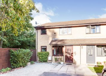 Thumbnail 1 bed terraced house for sale in Marefield, Reading