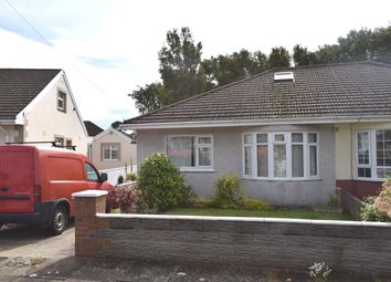 Thumbnail 3 bed semi-detached bungalow for sale in St Johns Drive, Newton, Porthcawl
