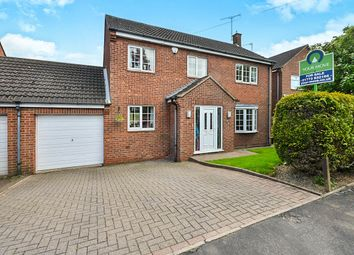 Thumbnail 4 bed detached house for sale in Gordon Crescent, Broadmeadows, South Normanton, Alfreton