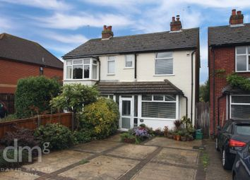 3 bed semi-detached house for sale in Straight Road, Colchester CO3