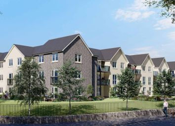 Thumbnail 1 bed flat for sale in Fitzford Lodge, Tavistock