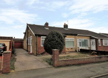 Thumbnail 2 bed semi-detached bungalow for sale in Seymour Grove, Eaglescliffe, Stockton-On-Tees