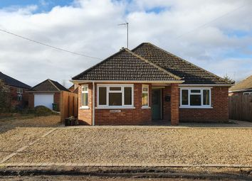 Thumbnail 3 bed detached bungalow for sale in Gaultree Square, Emneth, Wisbech