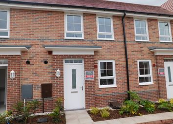 Thumbnail 2 bed town house to rent in Gressingham Close, Forest Town, Mansfield