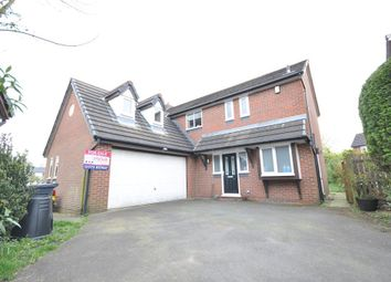 Thumbnail 5 bed detached house for sale in Bracken Drive, Freckleton, Preston, Lancashire
