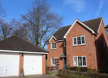 Thumbnail 5 bed detached house for sale in Abbey Close, Shepshed, Loughborough