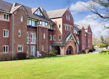 Thumbnail 1 bed flat for sale in Queen Anne Court, Wilmslow