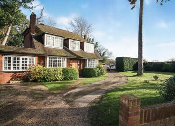 Thumbnail 4 bed detached house for sale in Grange Court Road, Harpenden