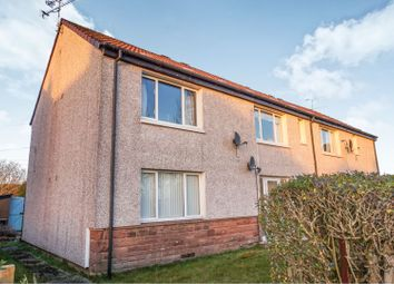 Thumbnail 2 bedroom flat for sale in Lewars Avenue, Dumfries