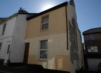 Thumbnail 3 bedroom end terrace house for sale in Stonehouse, Plymouth, Devon