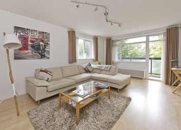 Thumbnail 2 bed flat to rent in Byron Court, Fairfax Road, Swiss Cottage, London