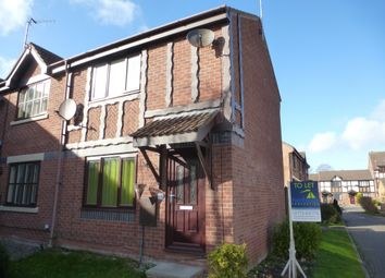 Thumbnail 1 bed town house to rent in Gilderdale Court, Lytham St. Annes