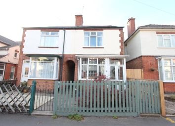 Thumbnail 3 bed semi-detached house for sale in Cleveland Road, Hinckley