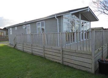 2 bed mobile/park home for sale in Yonder Green Park, St Ervan, Nr Wadebridge, Cornwall, 7Sy PL27