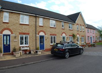Thumbnail 2 bedroom terraced house to rent in The Herons, Cottenham, Cambridge
