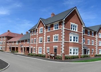 "Thumbnail 2 bed flat for sale in ""Hornsea"" at Mercia Road, Biddenham, Bedford"