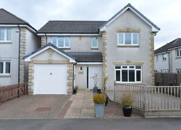 Thumbnail 4 bed detached house for sale in Ross Court, Addiewell, West Lothian