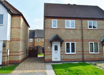 Thumbnail 2 bed semi-detached house for sale in Primrose Close, Morton