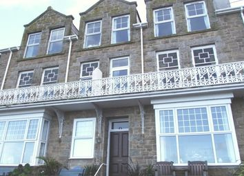 Thumbnail 2 bed flat to rent in 9-10 Draycott Terrace, St. Ives