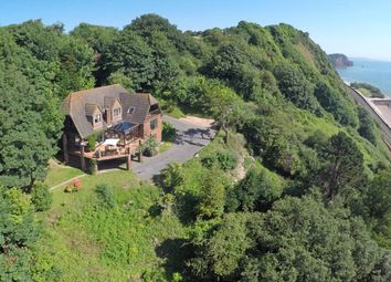 Thumbnail 5 bedroom detached house for sale in Cliff Walk, Teignmouth