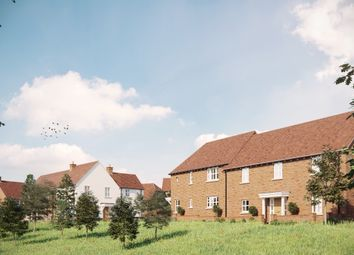 Thumbnail 4 bedroom semi-detached house for sale in Farnham Road, Sheet, Petersfield, Hampshire