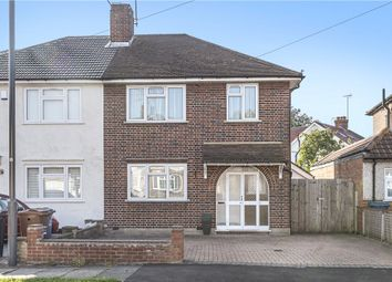 Thumbnail 3 bed end terrace house to rent in Eastern Avenue, Pinner, Middlesex