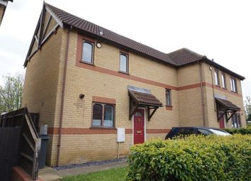 Thumbnail 2 bed semi-detached house for sale in Havelock Drive, Stanground, Peterborough