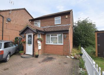 Thumbnail 4 bedroom detached house for sale in Chepstow Drive, Bletchley, Milton Keynes