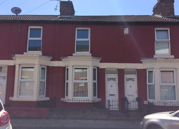 Thumbnail 2 bedroom terraced house to rent in Longfield Rd, Liverpool