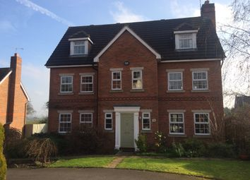 Thumbnail 6 bed detached house for sale in Todenham Way, Hatton Park, Warwick